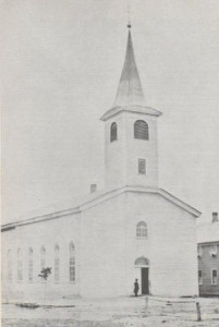 St. Boniface in Manitowoc, where Joseph Fitzgerald and Ellen Burke were married
